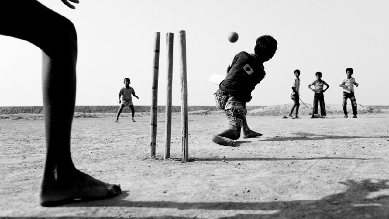 children cricket