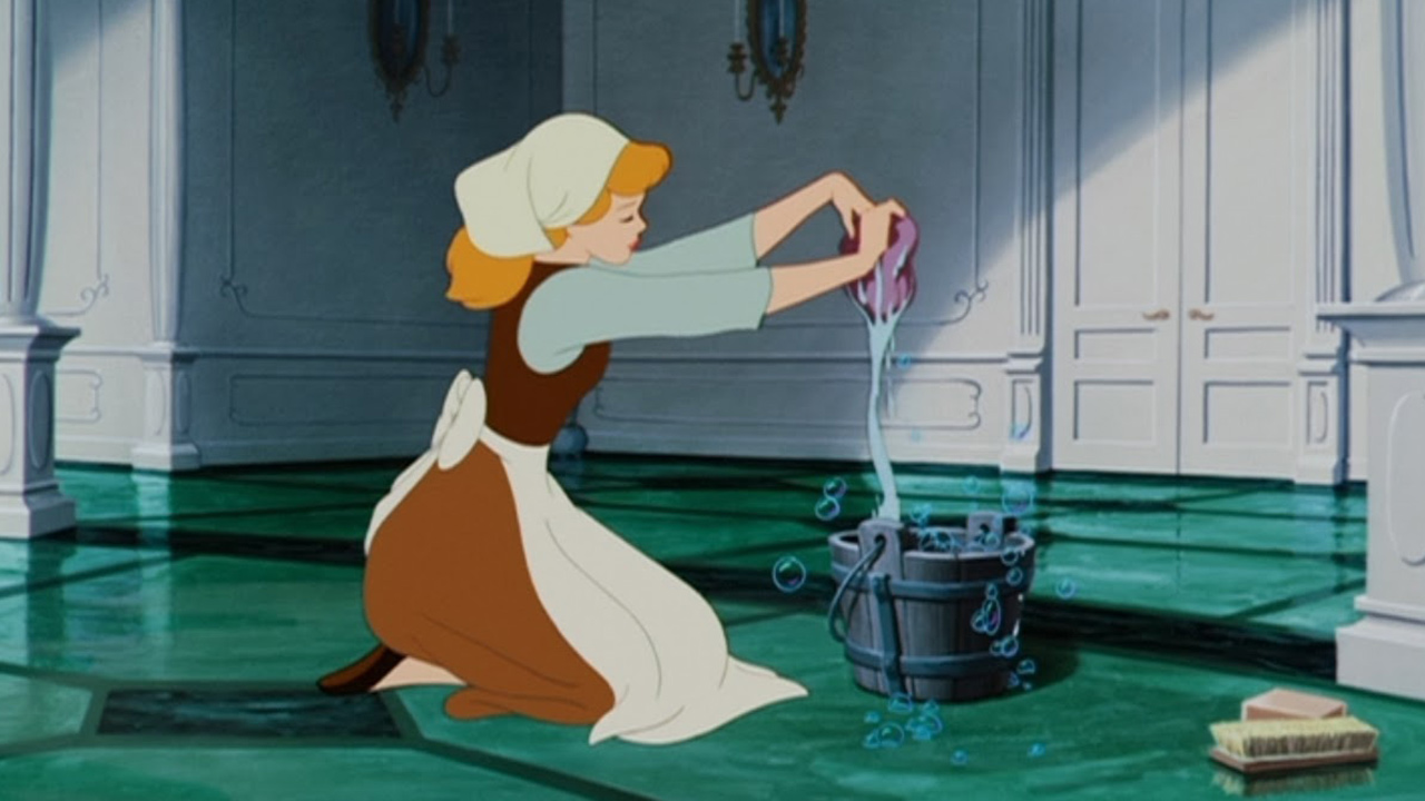 cinderella working